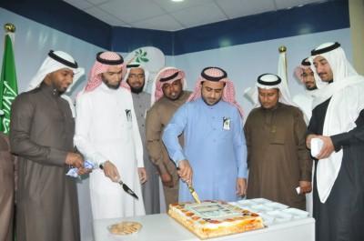 احتفاء الجمعية باطلاق مجلة بر الاحساء بحضور المدير العام ونائبه