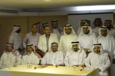جماعية لتوقيع الاتفاقية