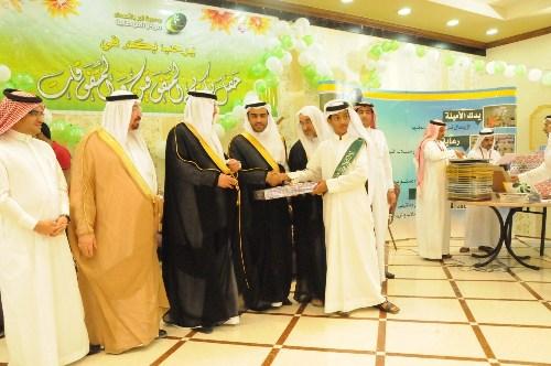 تكريم 450 طالب وطالبة بمركز الفيصلية