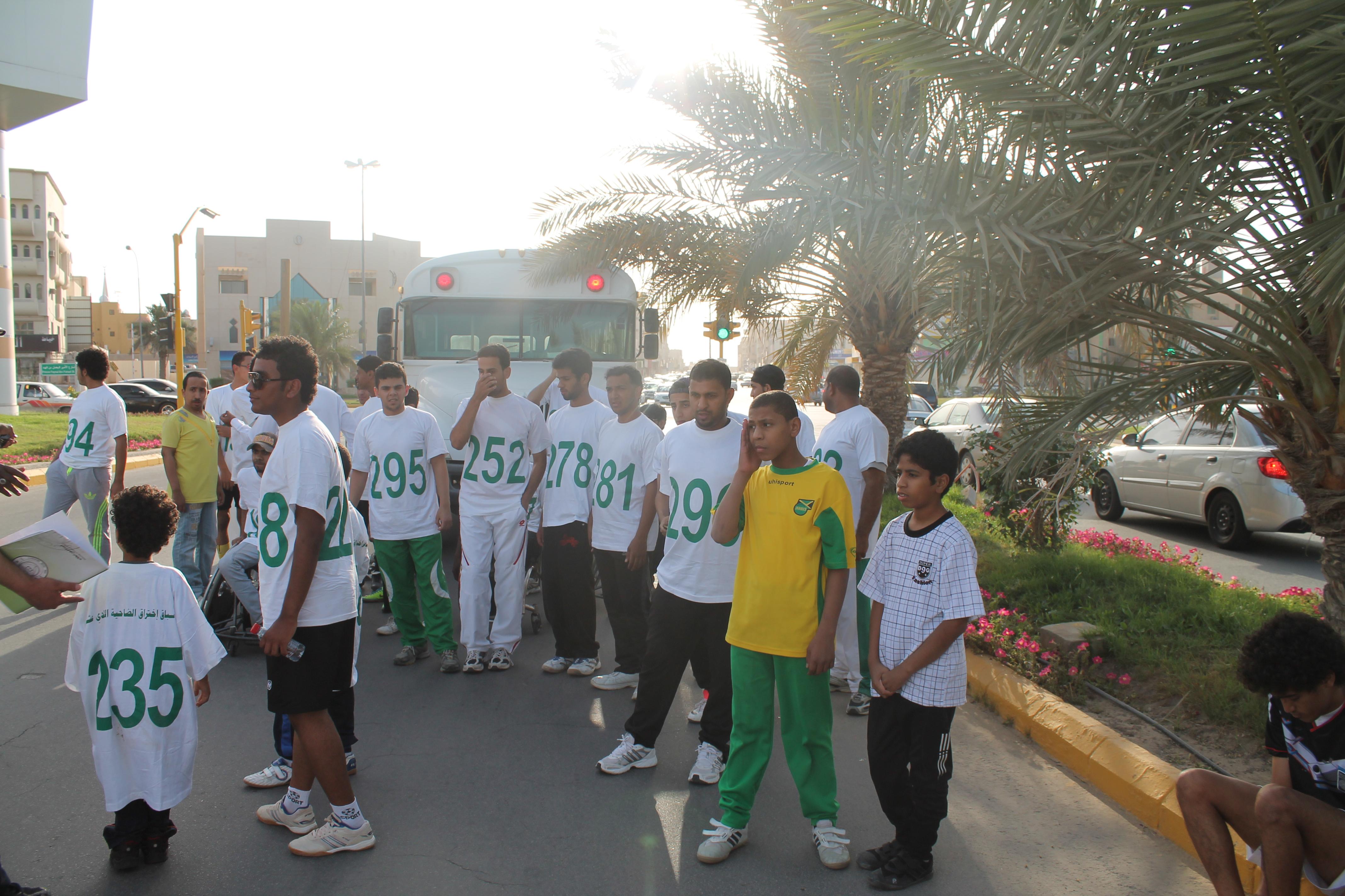 سباق الجري بجامعة الملك فيصل